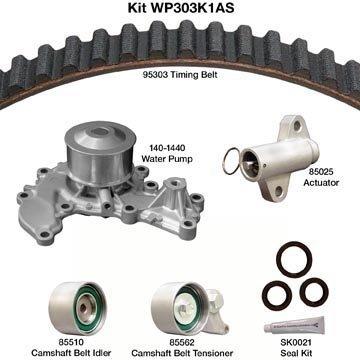 Dayco WP303K1AS Water Pump Kit -