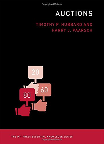 Auctions (The MIT Press Essential Knowledge series)