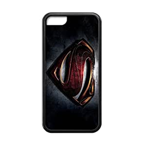diy zhengCool-Benz man of steel superman logo Phone case for Ipod Touch 4 4th