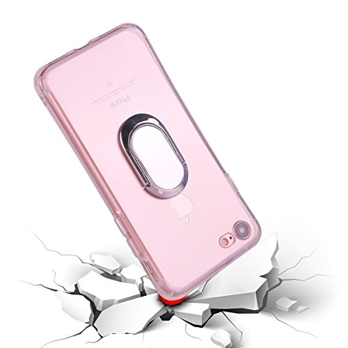 Iphone 8 Case Iphone 7 Case With Ring Holder Kickstand Function