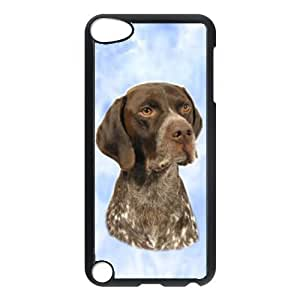 Custom German Shorthaired Pointer Hard Case Clip on Back For Iphone 4/4S Case Cover