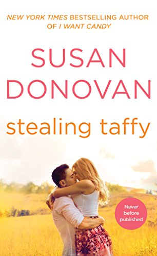 book cover of Stealing Taffy