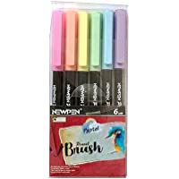Brush Newpen tons pastel 6un