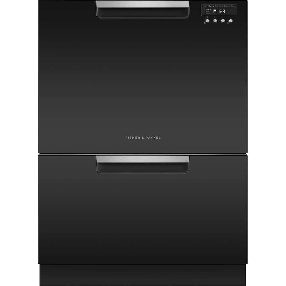 Fisher Paykel DD24DCTB9N Full Console Double DishDrawer