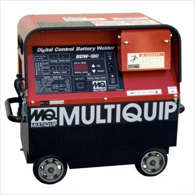 Multiquip BDW180MC Battery-Powered Welder Generator, 120 VOLT, 30-180 Amps most suitable Price