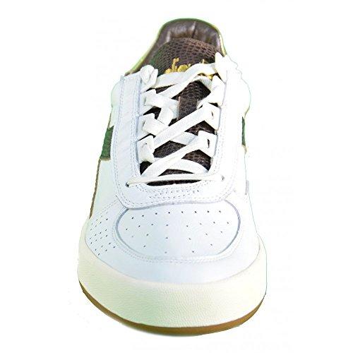 DIADORA zapatilla modelo B Elite Blanco/Oro 43