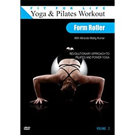 Yoga and Pilates Workout: Form Roller