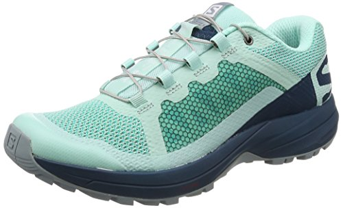Elevate para Trail Zapatillas Mujer Salomon W Glass 000 Reflecting Beach Lead Azul Running XA Pond de 5nHTxq0xw