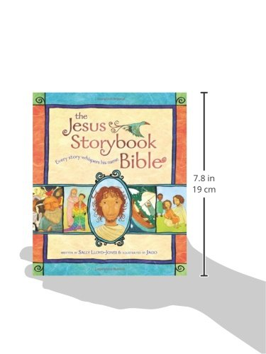Workbook bible worksheets for middle school : The Jesus Storybook Bible: Every Story Whispers His Name: Sally ...