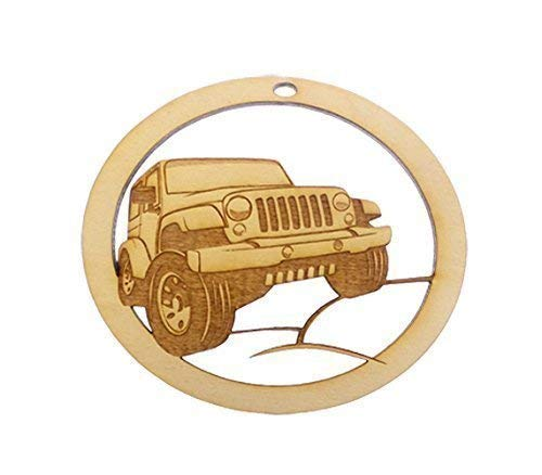 Jeep Christmas Ornament.Personalized Jeep Ornament Jeep Gift Ideas