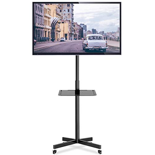 5Rcom Mobile TV Cart