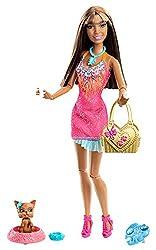 Barbie Fashionistas Nikki Doll & Pet