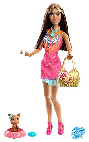 Barbie fashionistas nikki doll 79