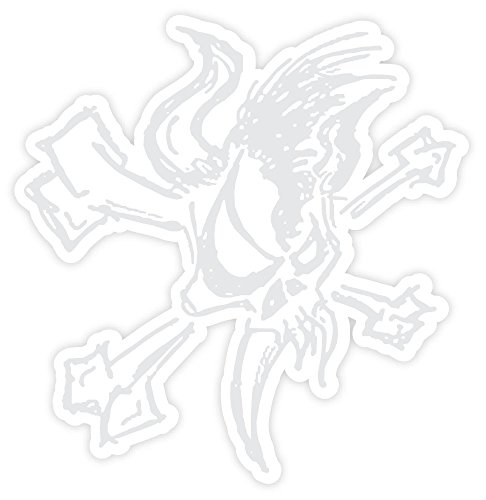 METALLICA SCARY GUY sticker decal 4