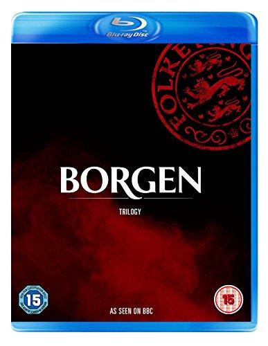 Borgen Trilogy [Blu-ray]