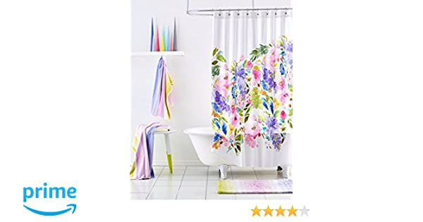 Bluebellgray Wisteria Multi Shower Curtain Nordstrom Rack Credit To