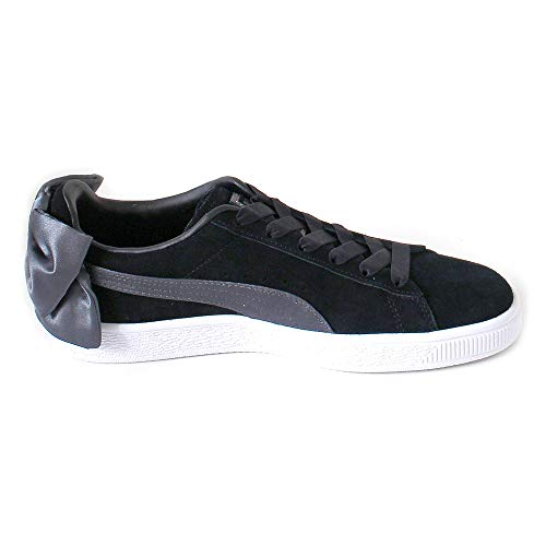 18 Gate Schwarz puma Suede iron Puma Black Bow Wn's iron Gate 19 Zapatillass Black npTFgwH0