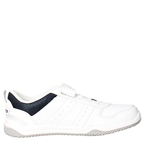 Lotto R9005 Niedrige Sneakers Boy Weiss/Blau
