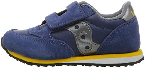 Saucony Kids' Baby Jazz H&l-Ok Sneaker