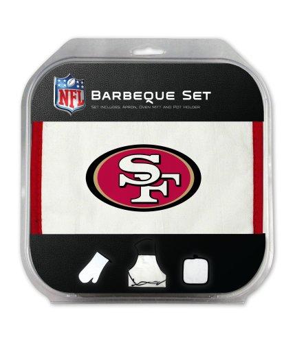 NFL San Francisco 49ers BBQ (Wincraft Nfl Grill)