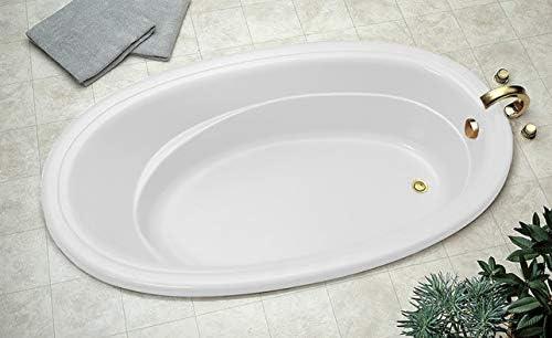 Kitchen & Bath Fixtures Left Drain and Right Pump Jacuzzi ...