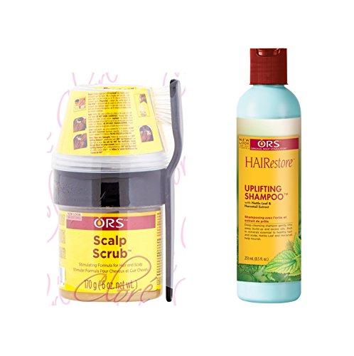 ORGANIC ROOT STIMULATOR Hair Care Kit