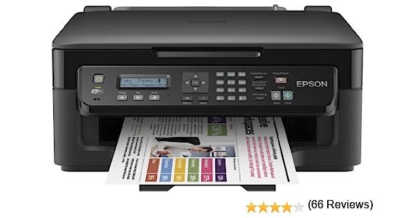 Epson Workforce WF-2510WF - Impresora multifunción (WiFi, con ...