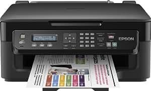 Epson Workforce WF-2510WF - Impresora multifunción (WiFi, con capacidad de imprimir desde Smartphone y tablets utilizando Epson iPrint), color negro