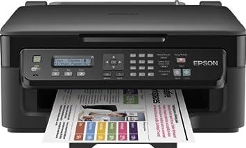 Epson Workforce WF 2510 WF - Impresora Multifunción: Amazon ...