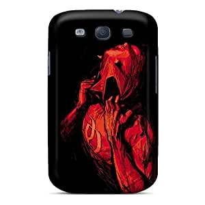 Excellent Cell-phone Hard Cover For Samsung Galaxy S3 With Allow Personal Design Nice Daredevil I4 Image JohnPrimeauMaurice