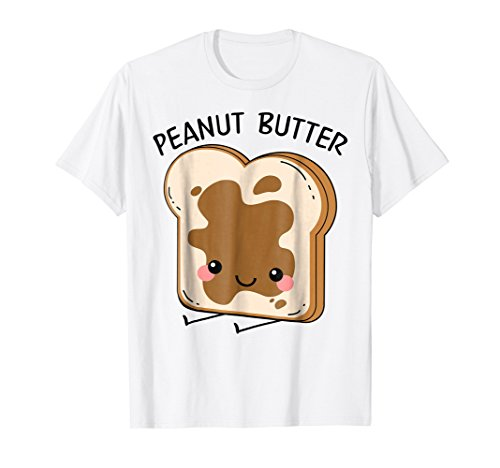Peanut Butter Matching Costume Set with Jelly Shirt