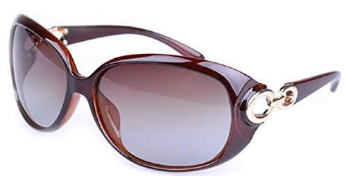 Women Gradient Polarizated Sunglasses Frog Mirror - Online Sunglass Hut Shop Uk