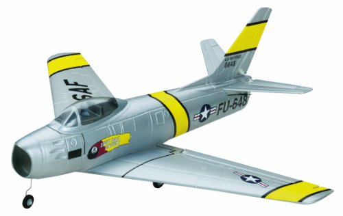 Great Planes Micro F-86 Sabre EDF Tx-R RC Airplane