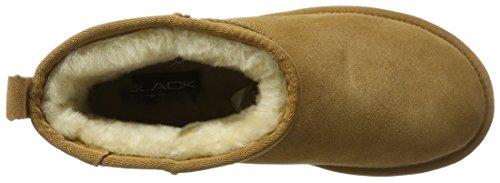 Black 264 532, Women's Boots Beige (Chestnut Le 442)