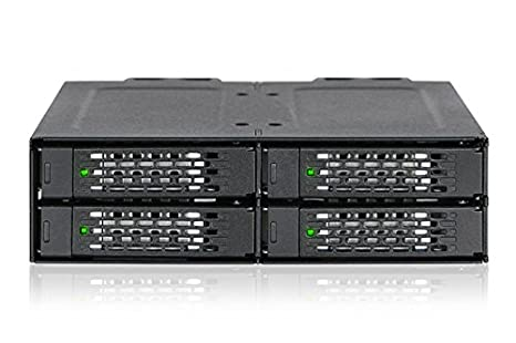 Icy Dock SATAI-III - Lona Trasera para Disco Duro o SSD de 5,25 ...