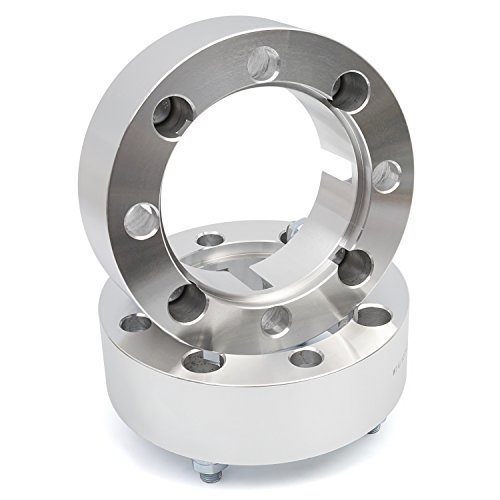 Wide Wheel Spacer (High Lifter Products Wide Trac Wheel Spacers - 2in. WT4/13712-2)