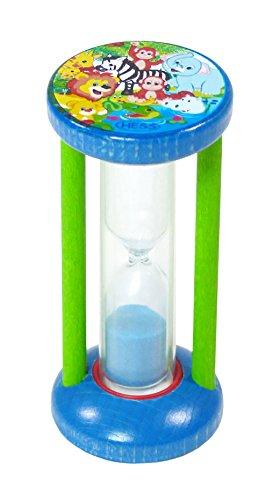 Hess-Spielzeug 30500 Garderobe mit Spiegel Dschungel