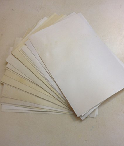 Real 100% Handmade Medieval goatskin Parchment Vellum 6x8 inches
