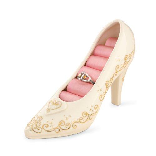 Lenox Cinderella's Slipper Ring Holder ()