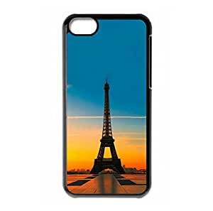 Love Eiffel Tower theme for iPhone 5C hard back case