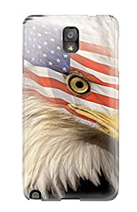 New Style Tpu Note 3 Protective Case Cover/ Galaxy Case - The Patriot 6276371K53538715