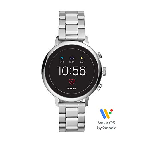 Fossil Gen 4 Smartwatch - Venture HR 40mm Stainless Steel
