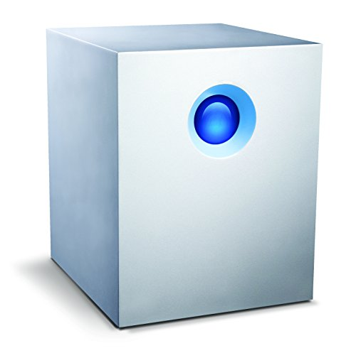 Drive Desktop Safe Hard Lacie - LaCie 5Big Thunderbolt 2 30TB External RAID Hard Drive (STFC30000400)