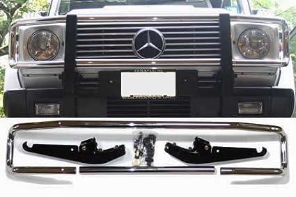 Mercedes g wagon brush guard