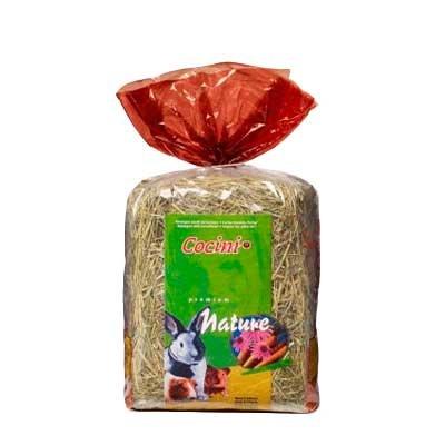 Cocini Heno con Zanahoria y equinacea 500 gr.