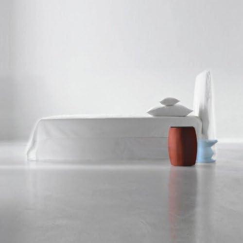 Gervasoni Ghost 80.E - Cama doble con funda (160 x 200 cm ...