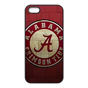 Alabama Grimson Tide New Style High Quality Comstom Protective case cover For iPhone 5S