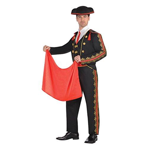 Costume Jacket Matador (Bull Tamer Adult Costume -)
