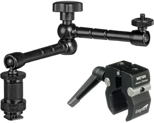 Amazon.com: pearstone Brazo Articulado y Mini Clamp Kit ...
