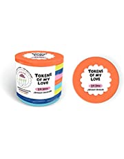 Tokens of My Love: 24 Redeemable Coupons for Friends, Couples, and Families